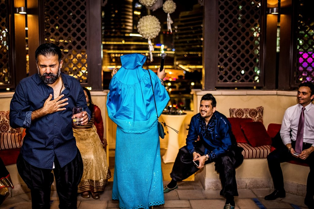 Pascale & Hatim in Dubai