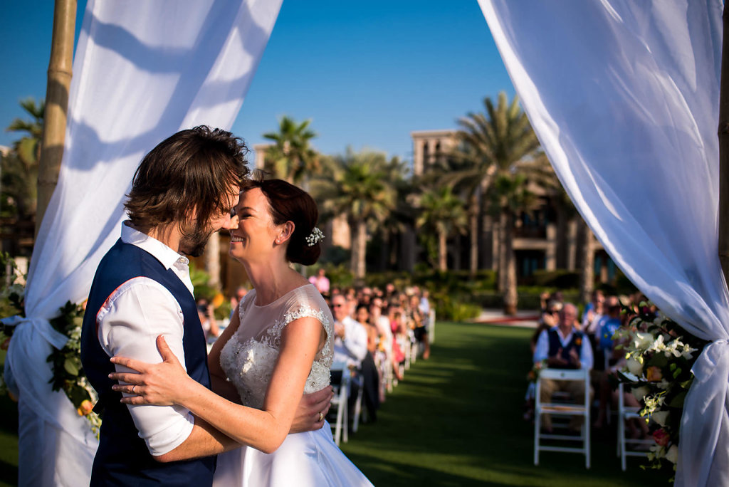 Ciara and Gareth's Wedding at Al Qasr Hotel Madinat Jumairah Dubai