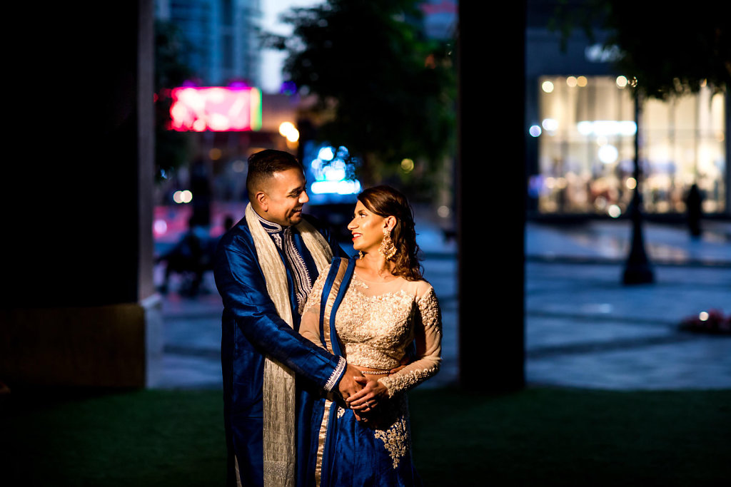 JBR Engagement Photoshoot in Dubai