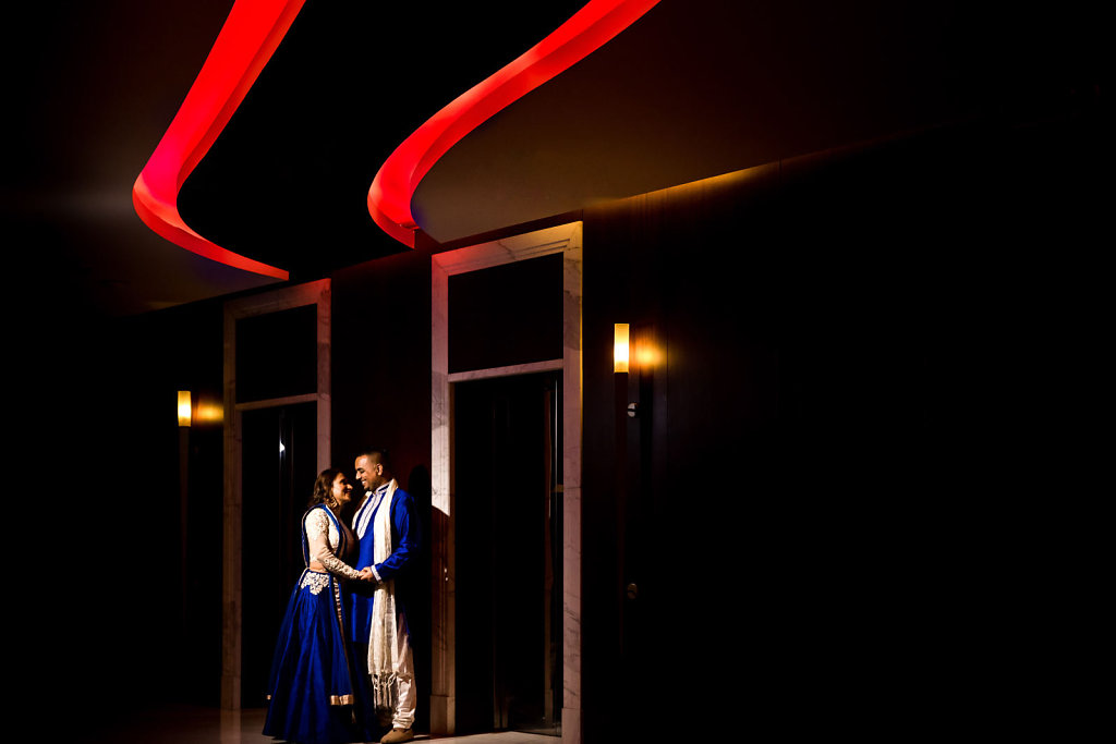 JBR Engagement Photoshoot in Dubai