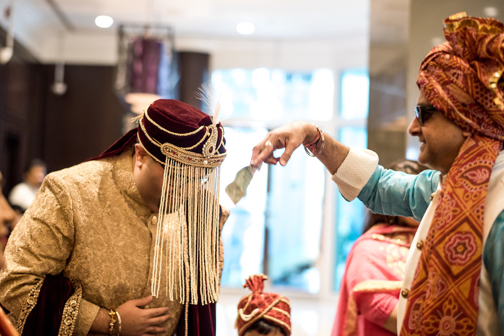 Indian Wedding at Westin Hotel Le Meridien Mina Seyahi Dubai