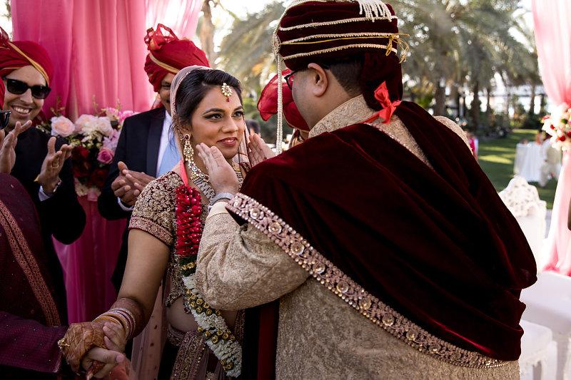 Indian Wedding At Westin Mina Siyaehi Dubai