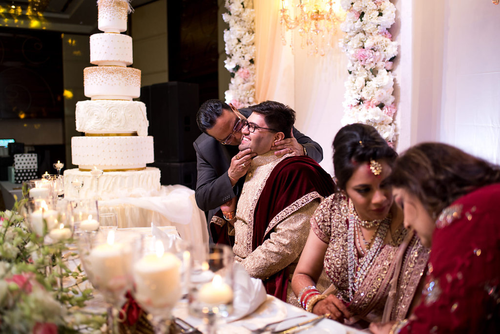 Indian Wedding at Westin Mina Siyaehi Dubai - Prateek and Aishani